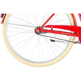 Ortler Detroit Naiset, candy red